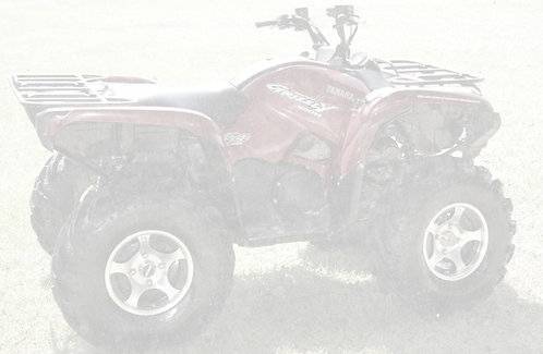 2009 Yamaha Grizzly SE 550 4X4 ATV - $5,000