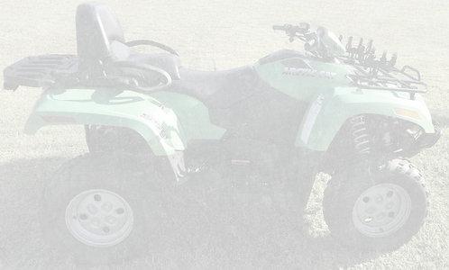 2011 Artic Cat 550 4X4 ATV - $3,900