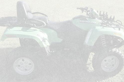 2011 Artic Cat 550 4X4 ATV - $3,300