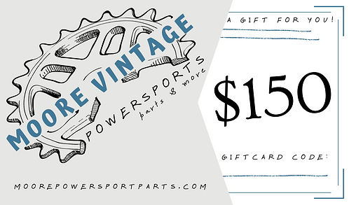 $150 - electronic gift card