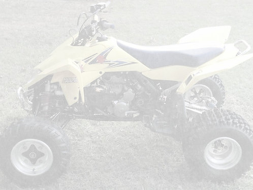 2008 Suzuki LT-R450 Quadracer - $3,950