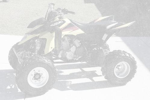 2014 Suzuki Quadsport 400 - $4,995