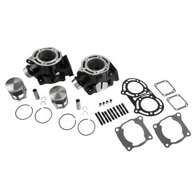 QA Parts OEM Spec Cylinder and Piston Kit - Yamaha Banshee 350