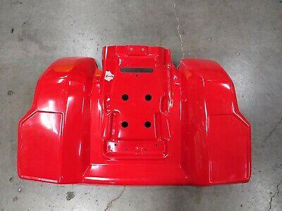 Maier Rear Fender, Red - Honda ATC 250R