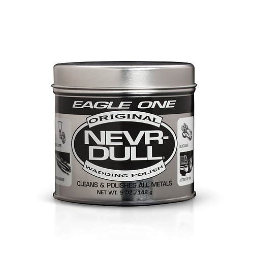 Eagle One Nevr-Dull Wadding Polish, 5 oz