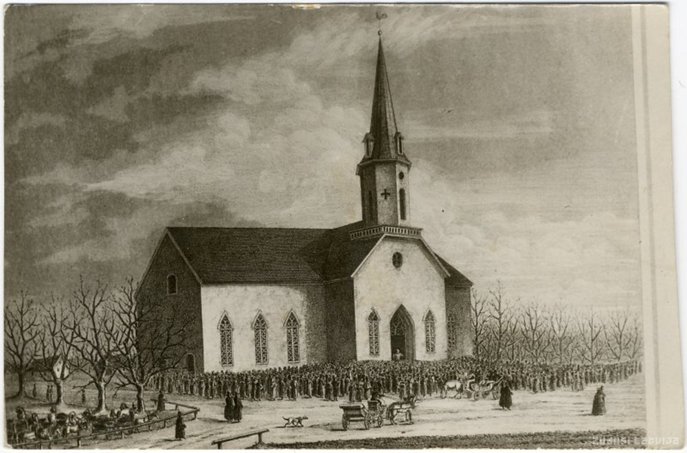 Smiltenes baznīca
