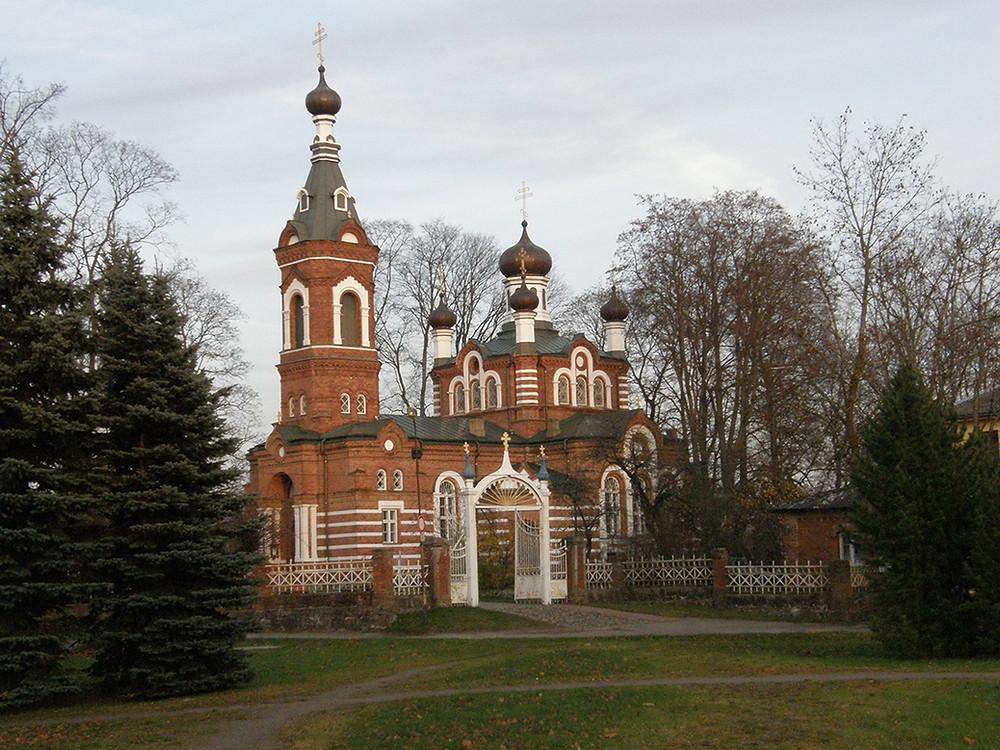 Limbaži Orthodox Church