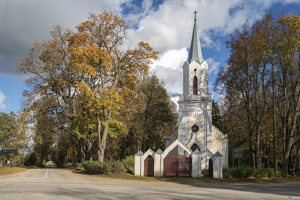 Bārbele Lutheran Church