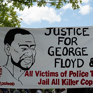 Troy Rally for Black Lives organized by Justice for Dahmeek