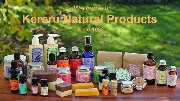 Kereru Products new main photo 1920 by 1