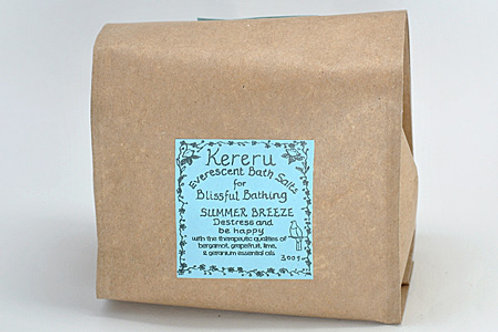Summer Breeze Bath Salts 300g