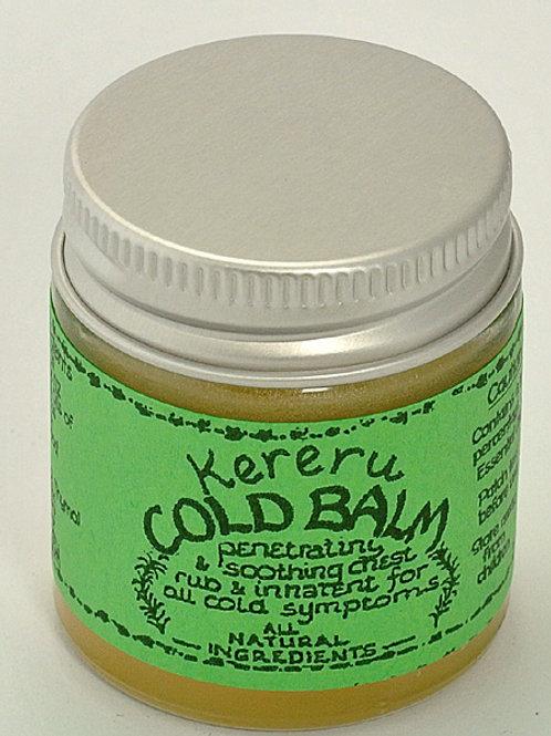 Cold Balm Chest Rub & Inhalant