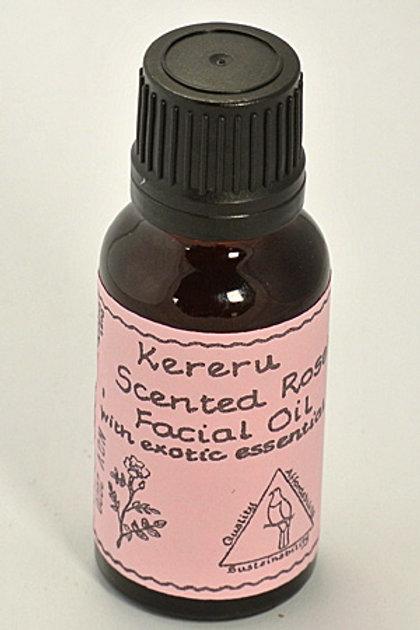 Scented Rosehip Facial Oil