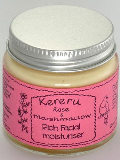 Rose & Marshmallow Rich Facial Moisturiser - 60mL