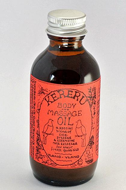Ylang Ylang Massage Oil - 100mL