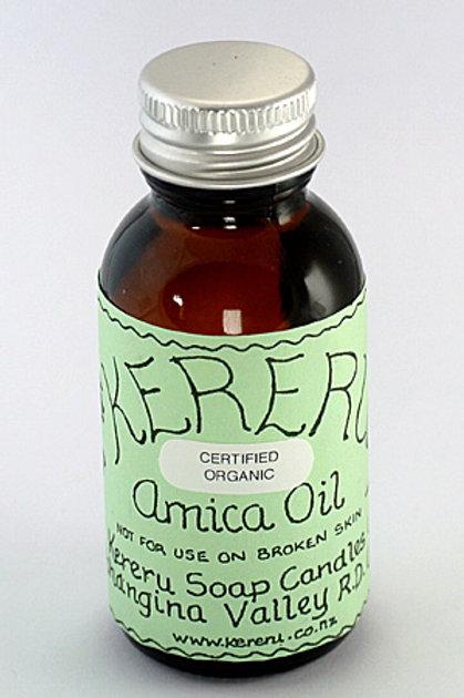 Arnica Organic Healing Oil - 50mL
