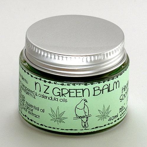 NZ Green Balm - 40mL