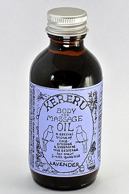 Lavender Massage Oil - 100mL