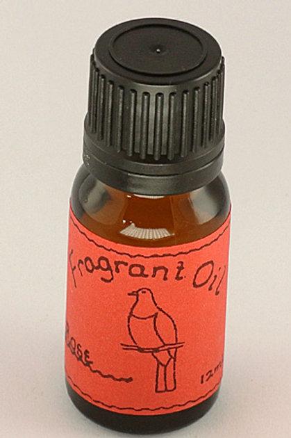 Rose Fragrance Oil - 12mL (synthetic)