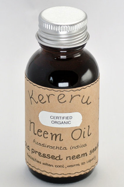 Neem Oil Cold Pressed Organic
