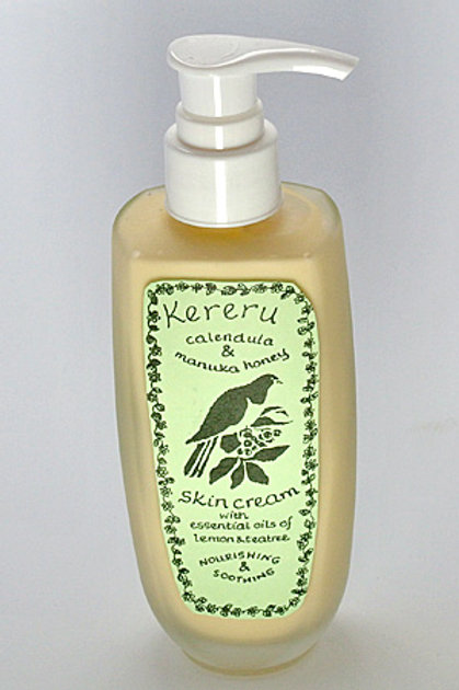 Teatree, Lemon Calendula & Manuka Honey Skin Cream - 150mL Pump