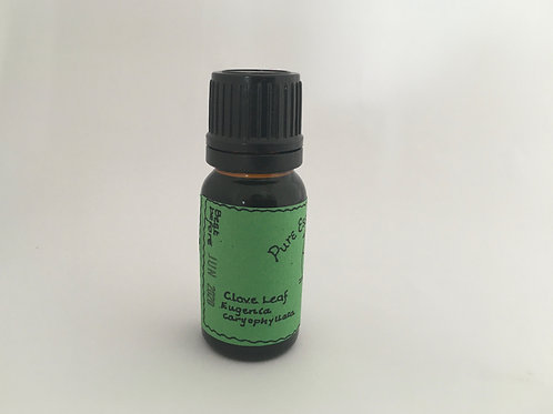 Clove Leaf Organic Essential Oil