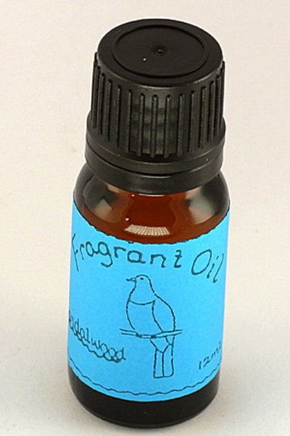 Sandalwood Fragrance Oil - 12mL (synthetic)