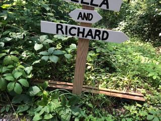 Ella & Richard: Backyard Wedding in Ancaster