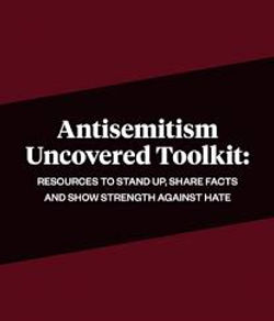 ADL Antisemitism Uncovered Toolkit