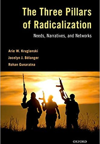 'The Three Pillars of Radicalization' by Arie W. Kruglanski, Jocelyn J. Bélanger, and Rohan Gunaratna