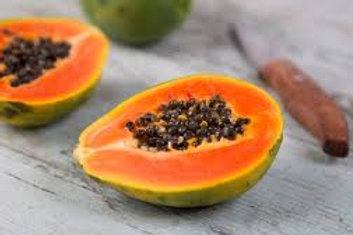Papaya (can come as a Slice )