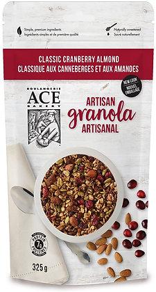 ACE Bakery Premium Cranberry Almond Artisan Granola Cereal