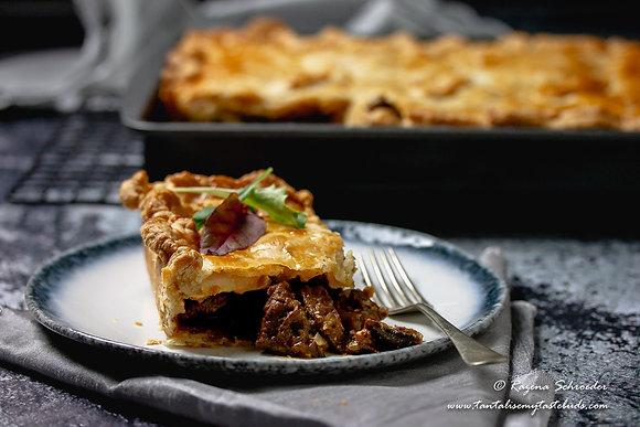 Meat Pie- Steak & Guiness