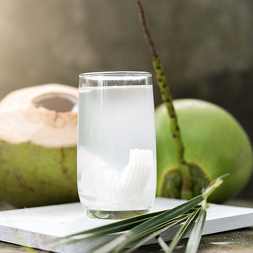 Coconut Water -With Pulp