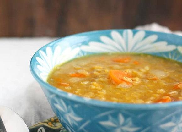 Curry Lentil Rice