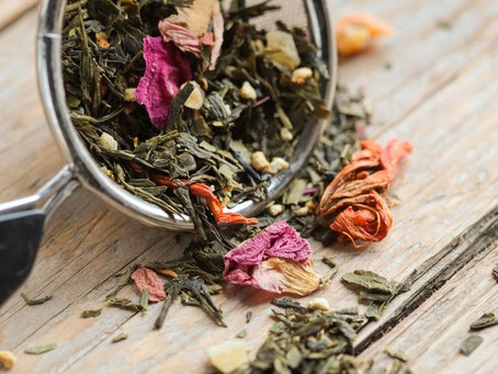 "Five (5) Amazing Bush Tea blends you will love. ""Wildly foraged in the Bahamas""."