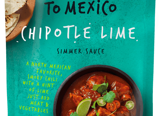 PASSAGE TO MEXICO- CHIPOTLE LIME