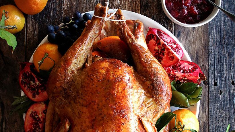 Local & Free Range Turkey ( Whole Bone-In)