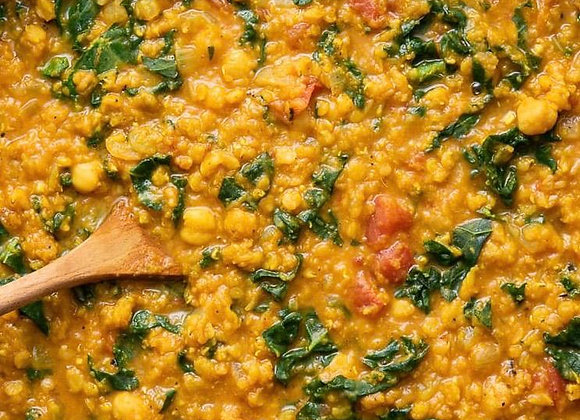 Curry Lentil Stew