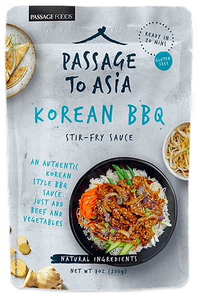 PASSAGE TO ASIA- STIR FRY & SIMMER SAUCE