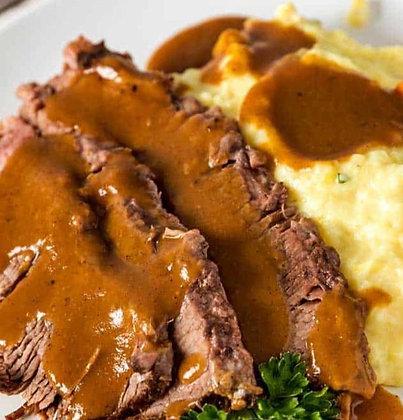 Beef Brisket & Mash