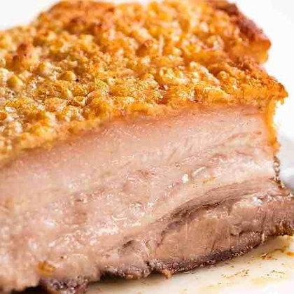 Skin On Pork Belly Piece