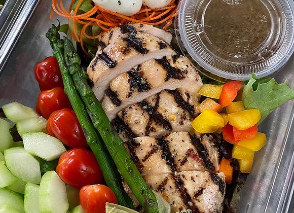 Tuscan Chicken Salad