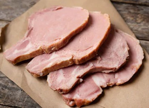 Pork Chops Smoked
