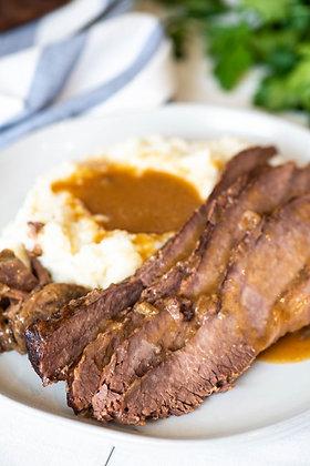 Beef Brisket Au Jus
