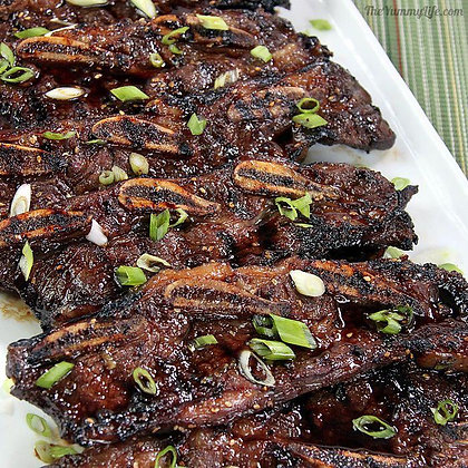 Seasoned Marinated Korean Ribs
