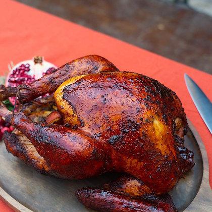 Local & Free Range Smoked Turkey ( Whole Bone-In)