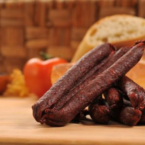 Beef and Pork Pepperettes