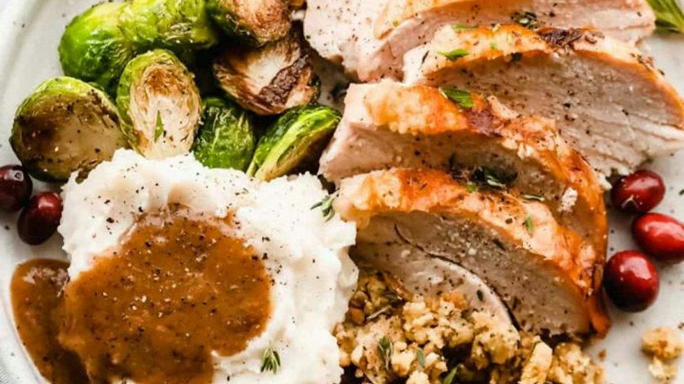 Individual Meal - Thanksgiving