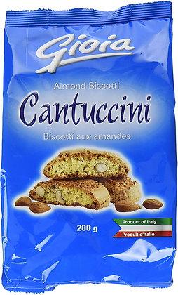 Gioia Cantucci, Almond Biscotti